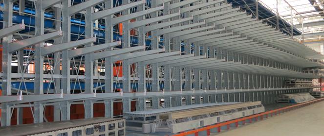 牧隆悬臂式货架-可拆装货,立体空间仓储解决方案商家