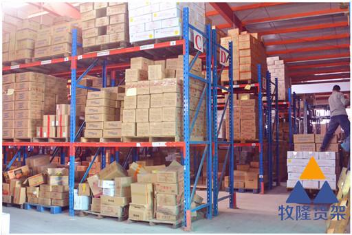 纸业仓库都钟爱的货架,重型货架