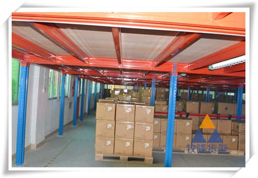 仓储货架是什么,仓储货架的定义