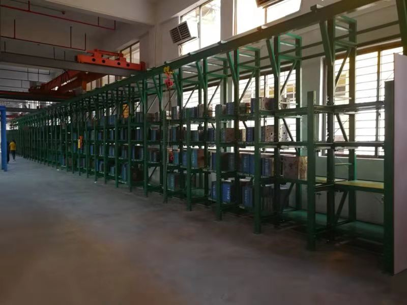 广州货架厂中模具货架的组成、设计、选购以及安装的相关知识