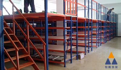 东莞塑胶项目:仓储货架厂家给出了2个方案