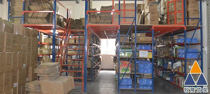定做组合货架的特点是什么?对仓库有什么用处?