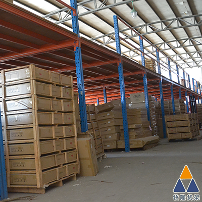 五金厂家仓库批量小物件可以使用阁楼货架吗?