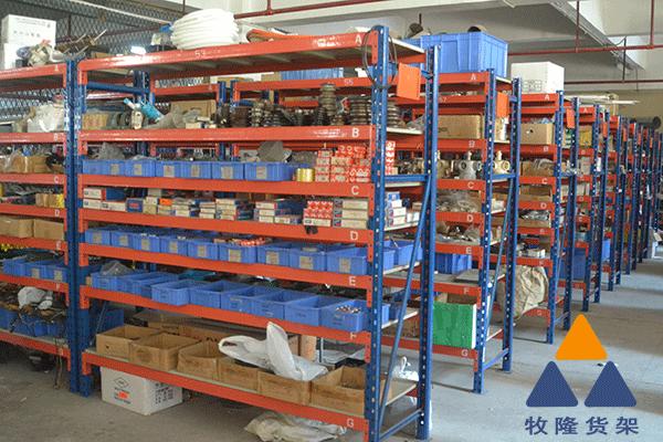 东莞汽配厂家的工厂货架接处出松动是否影响使用?