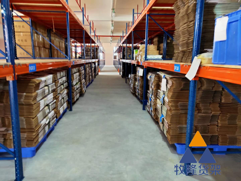 谈谈仓储货架有哪些优势?
