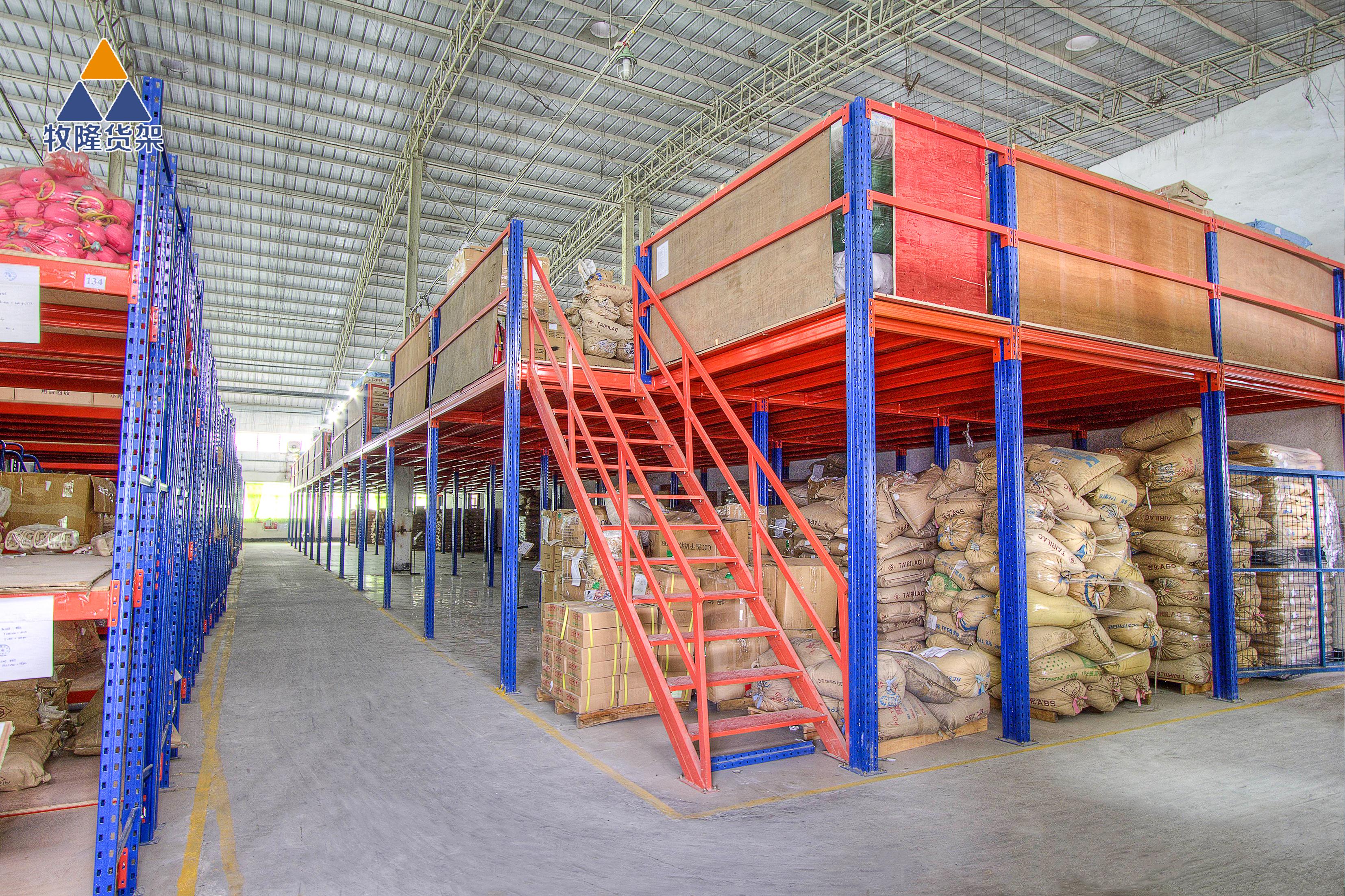 阁楼货架的承重能力与哪些因素有关联?
