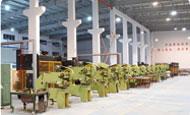 仓储货架生产设备
