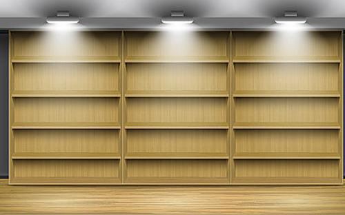 木板和钢板结构轻型仓储货架特点比较